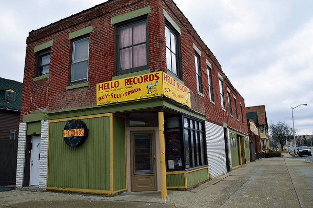hello records detroit