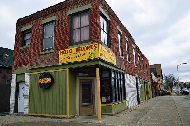 hello records detroit