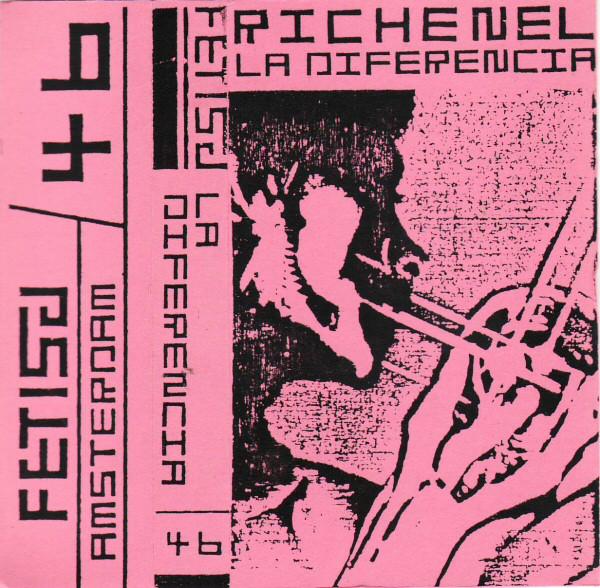 Richenel La Differencia Cassette