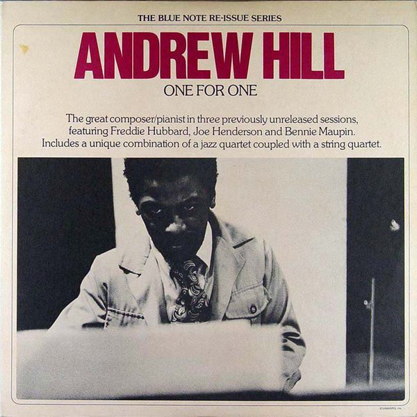 Andrew Hill - Poinsettia
