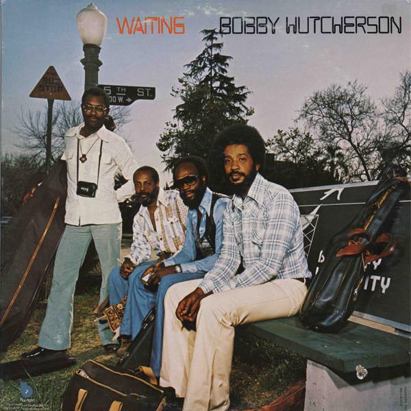 Bobby Hutcherson - Searchin The Trane
