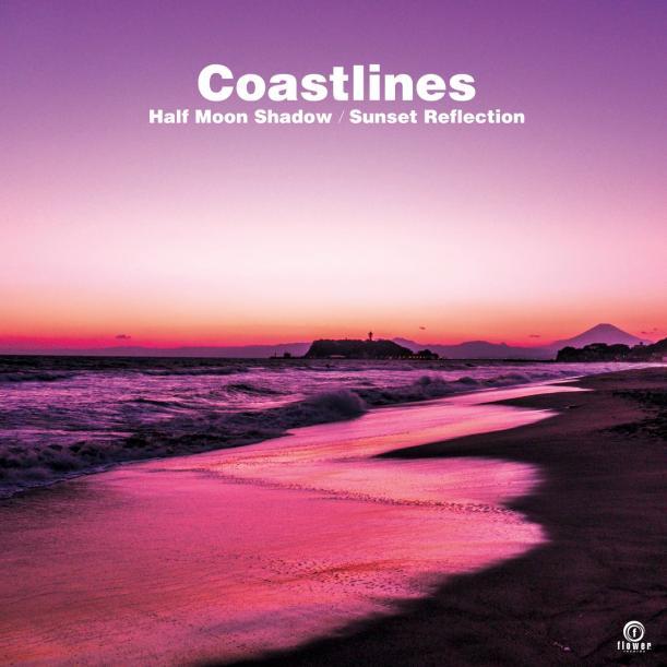 Coastlines Sunset Reflection
