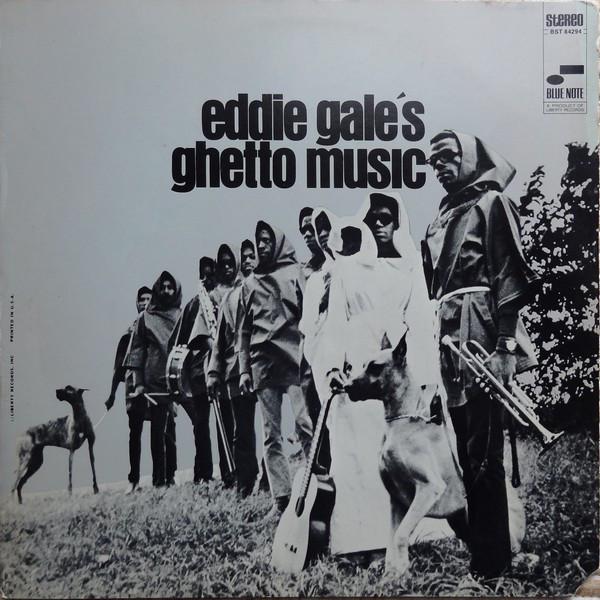 Eddie Gale - The Rain
