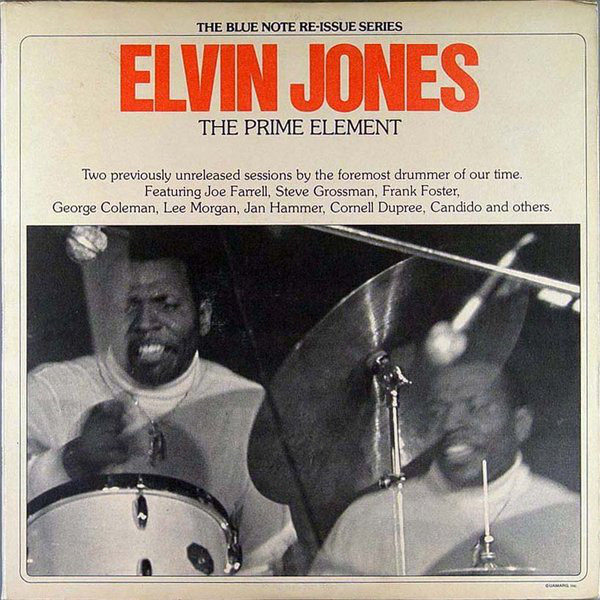 Elvin Jones - At This Point in Time