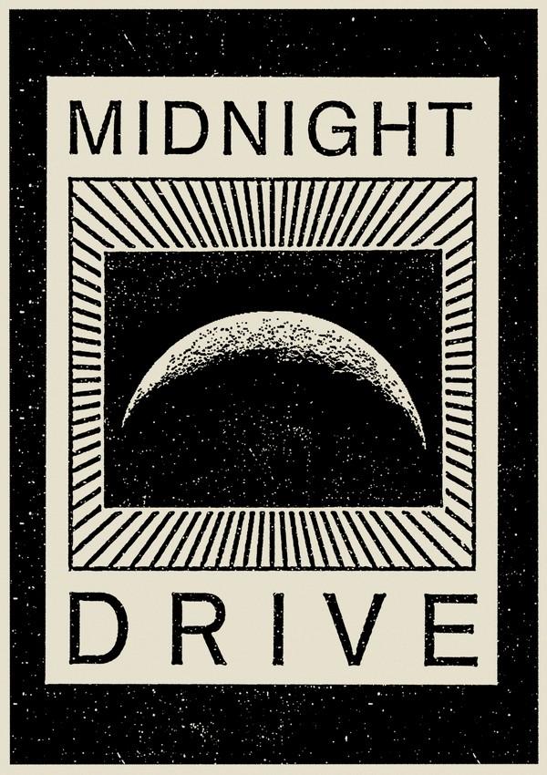 midnight drive logo