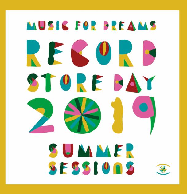 music for dreams RSD 2019