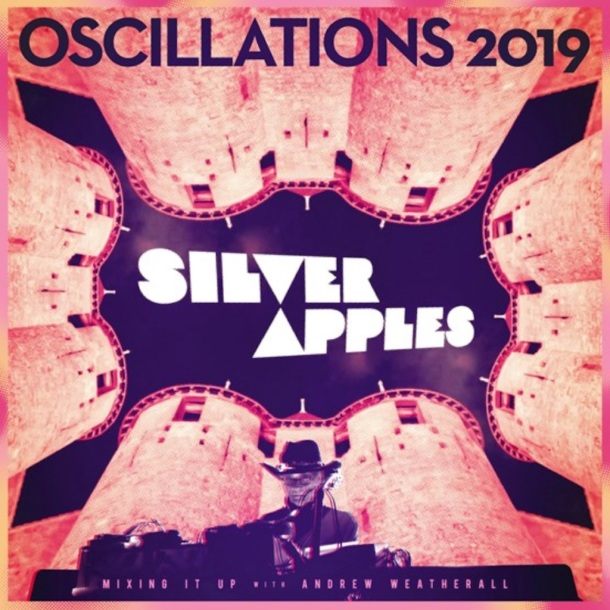 silver apples RSD 2019
