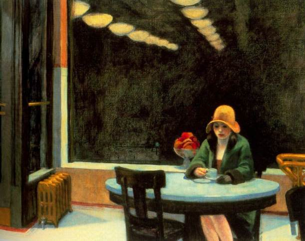 anna domino Edward Hopper