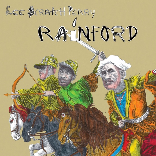 Lee Perry Rainford Cover