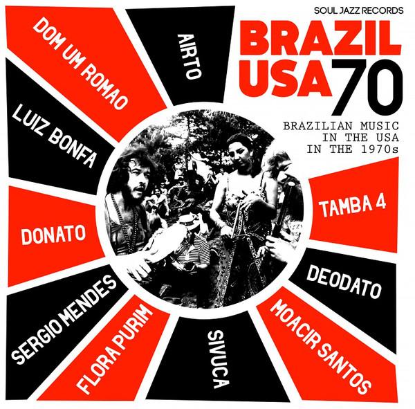 Brazil USA 70 Art
