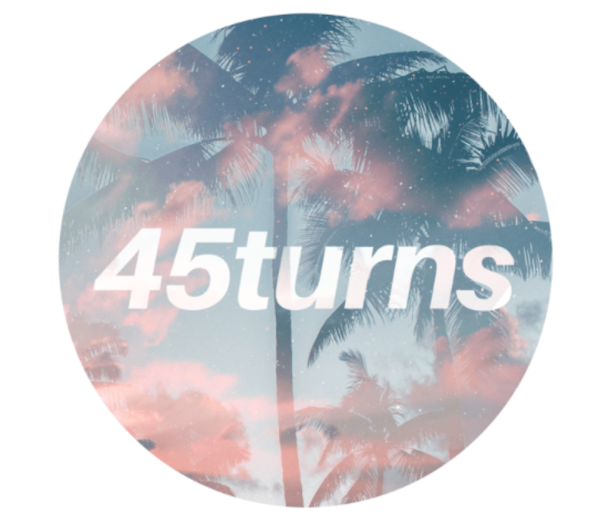 45turns logo