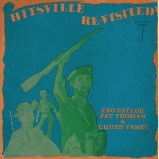 hitsville revisited art