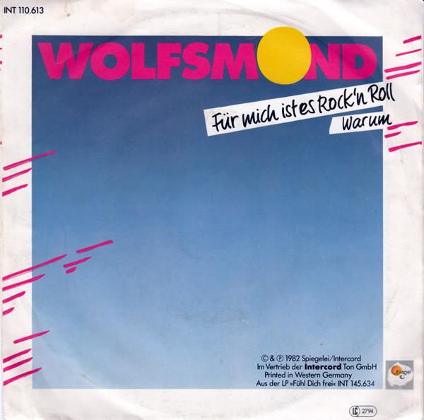 Wolfsmond - Fühl Dich Frei