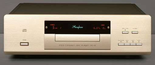 CD Player : Accuphase DP 67