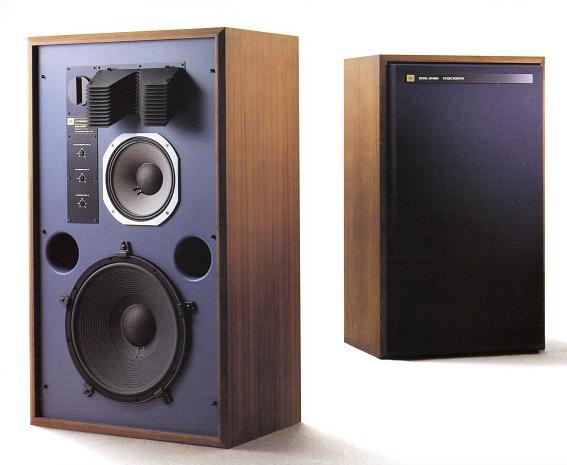 Speaker : JBL 4344 Mark II