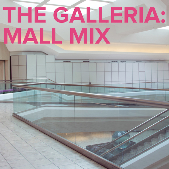 galleria mall mix