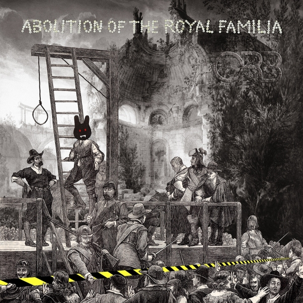 cover The Orb - Abolition of The Royal Familia