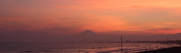 kengo freedom sunset
