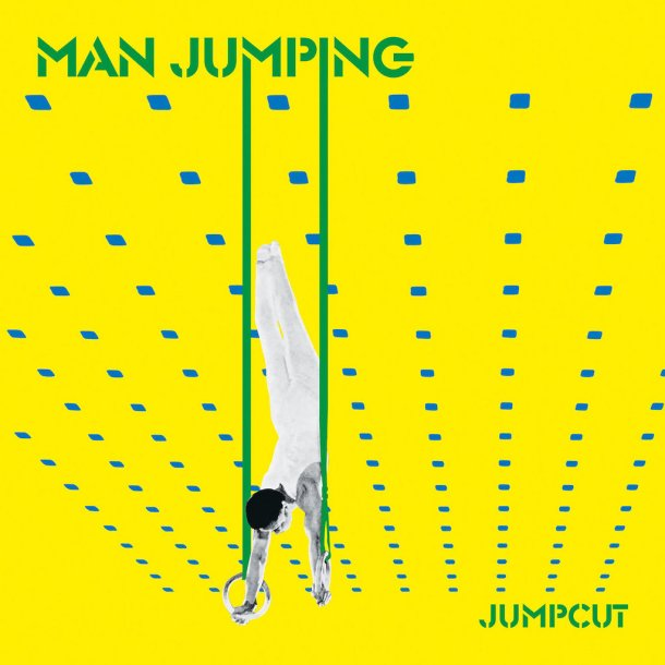 man jumping jumpcut
