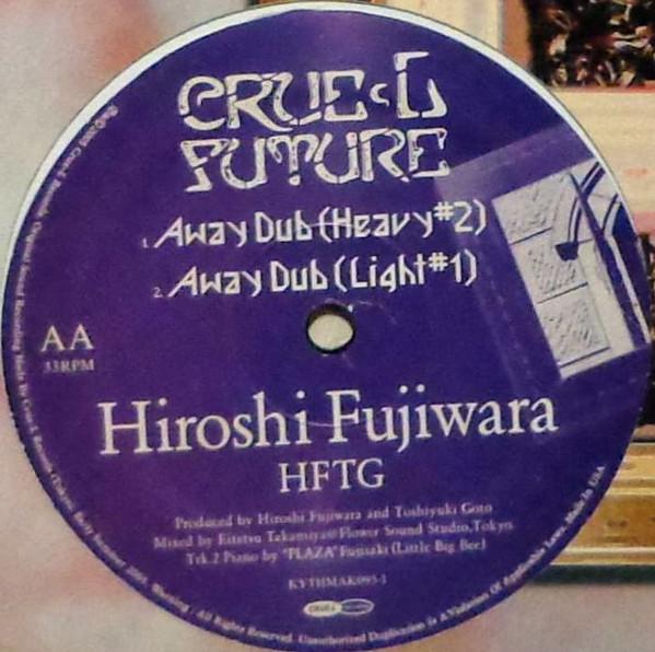 hiroshi fujiwara HFTG