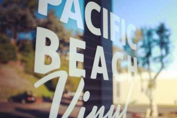 pacific beach vinyl 2