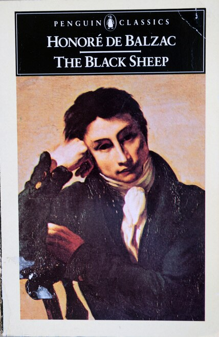 Honore de Balzac - The Black Sheep