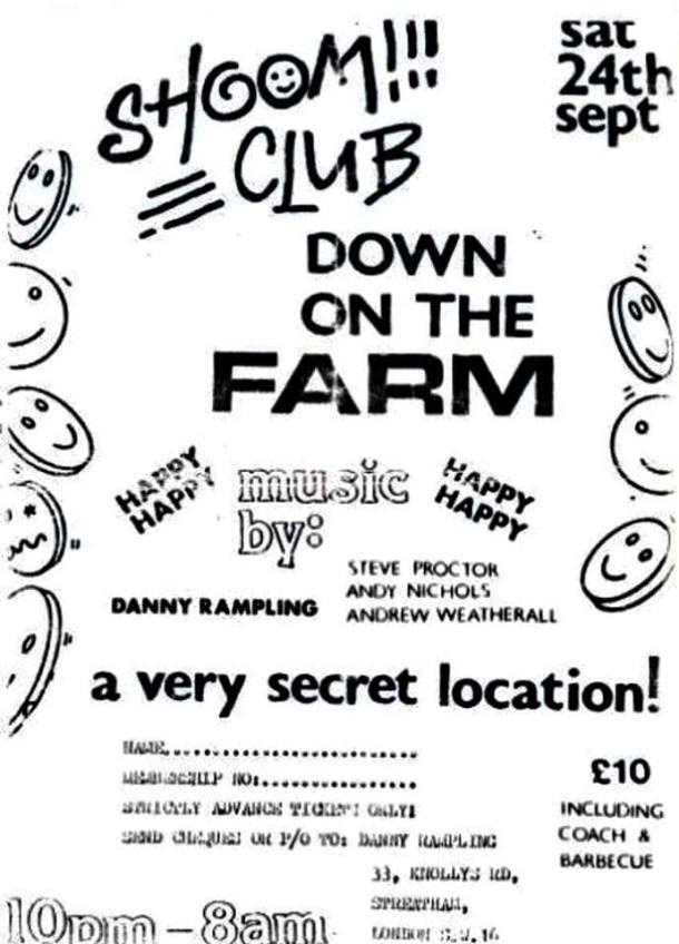 shoom down on the farm flyer