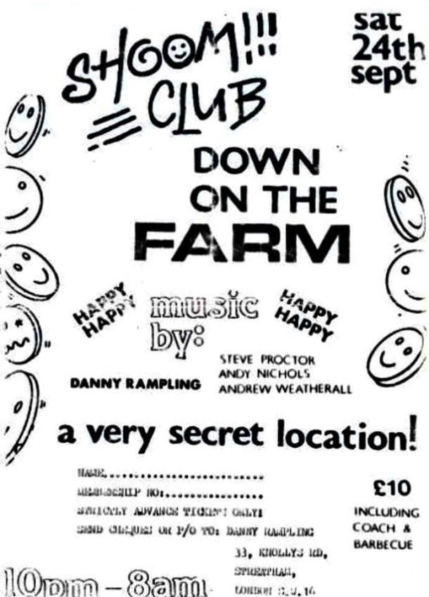 shoom down on the farm flyer