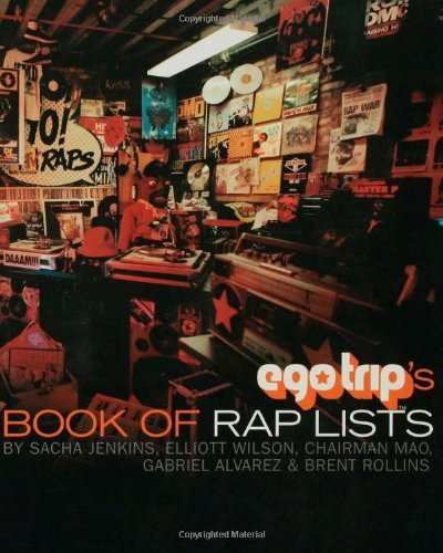 Various - Ego Trips Big Book Of Rap Lists