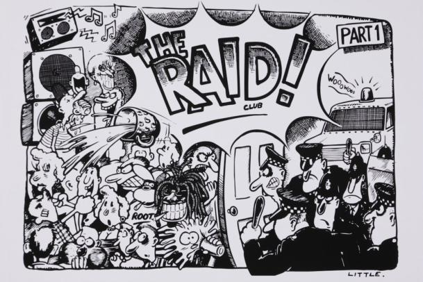 steve lee the raid