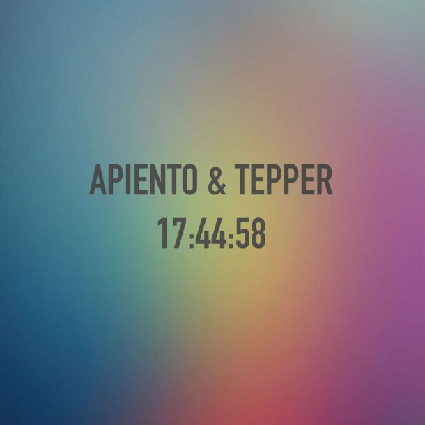 Apiento & Tepper