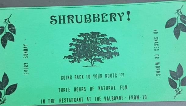 Balearic Berkshire shruberry flyer edit