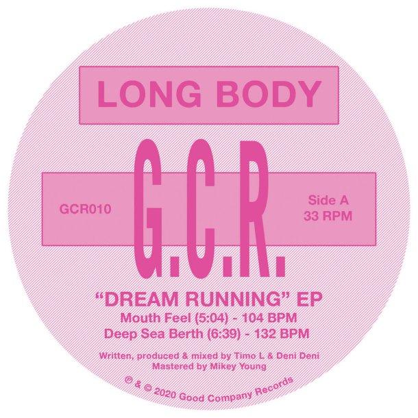 Long Body - Dream Running