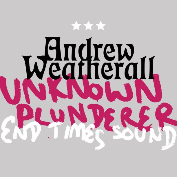Andrew Weatherall Unknown Plunderer