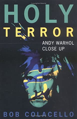 andy warhol holy terror