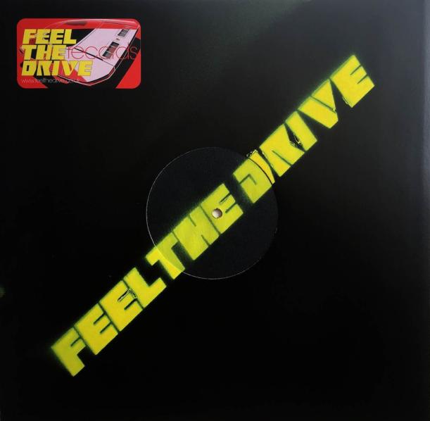 Feel The Drive Art Edit