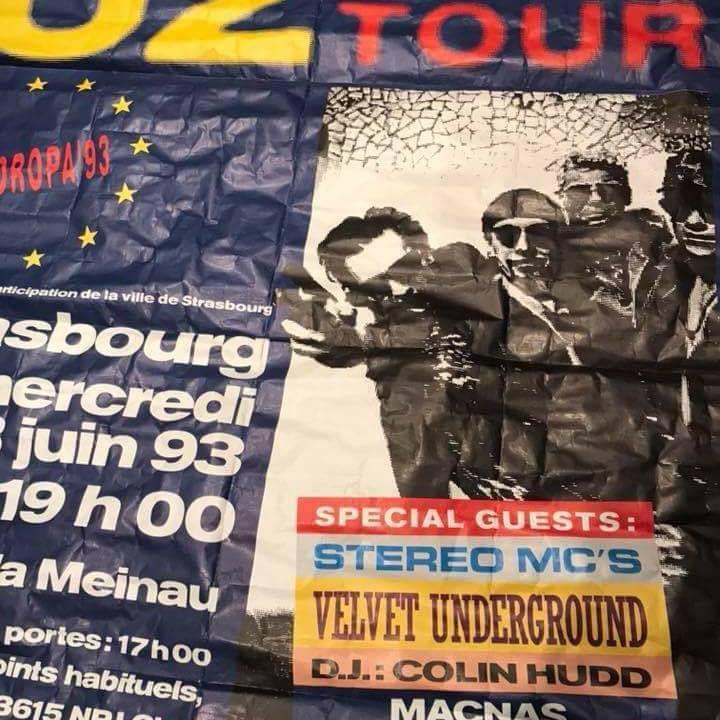 colin hudd U2