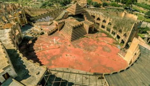 DHRAA ruin