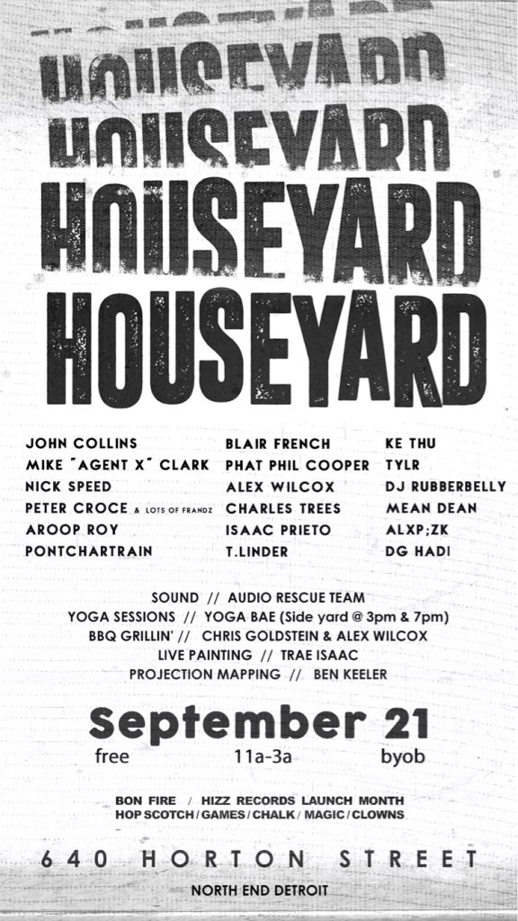 Houseyard Detroit