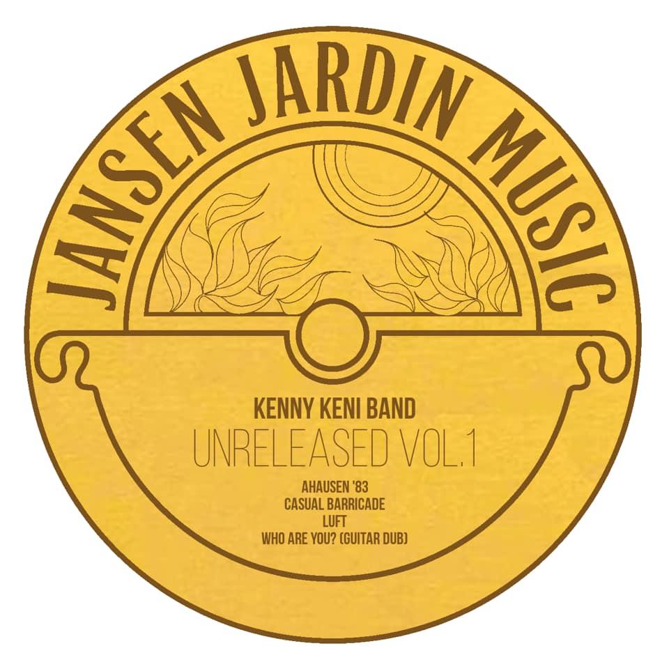 Kenny Keni Band Unreleased