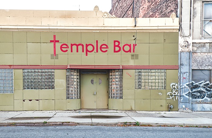 Temple Bar Detroit