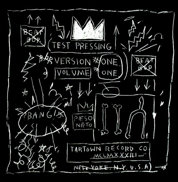 Basquiat Beat Bop Art