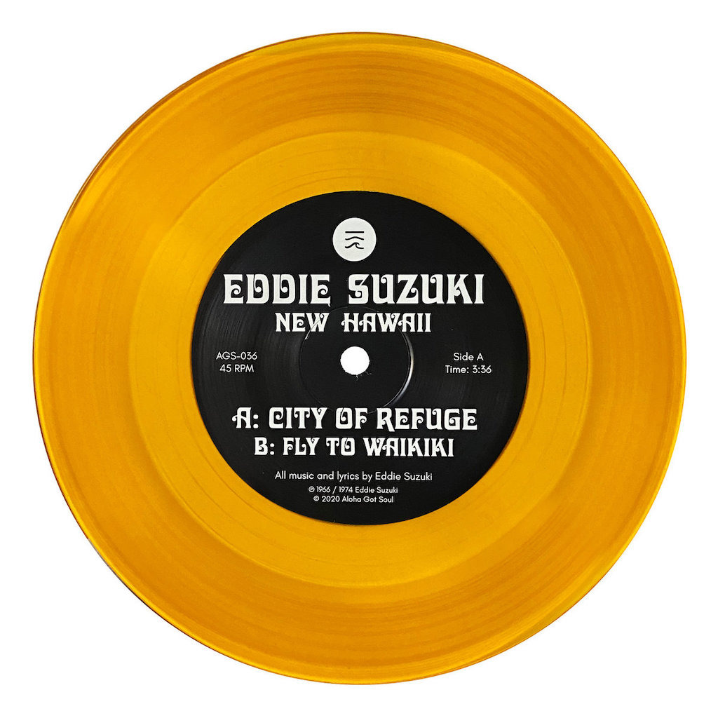Eddie Suzuki - City Of Refuge