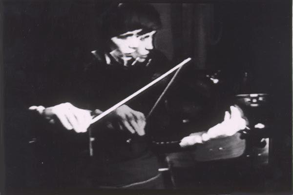 Steina Vasulka Violin Power