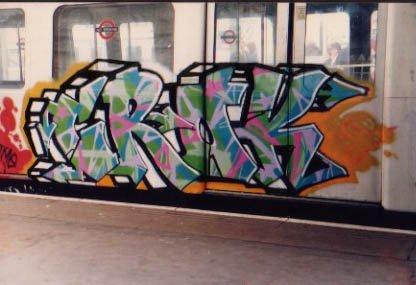 Coma last train piece G 1988