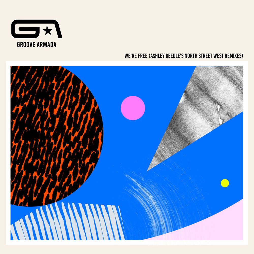 GA ALBUM ARTWORK & SINGLES