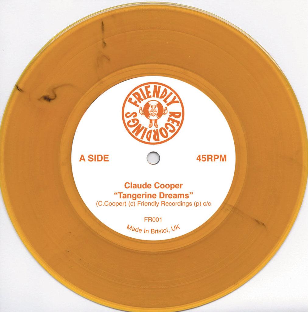 Claude Cooper Tangerine Dreams