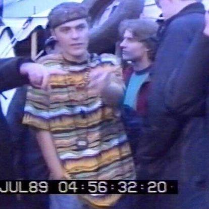 Justin Robertson Arrested At Rave Near leeds