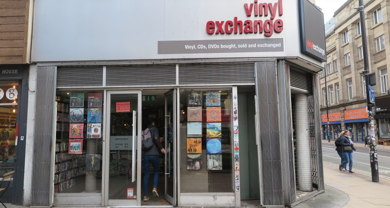 manchester vinyl exchange