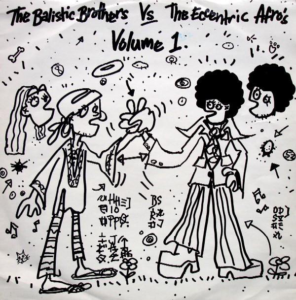 Balllistic Brothers Eccentric Afros